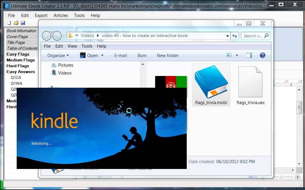 Ebook Creator for Windows - Downloadcom