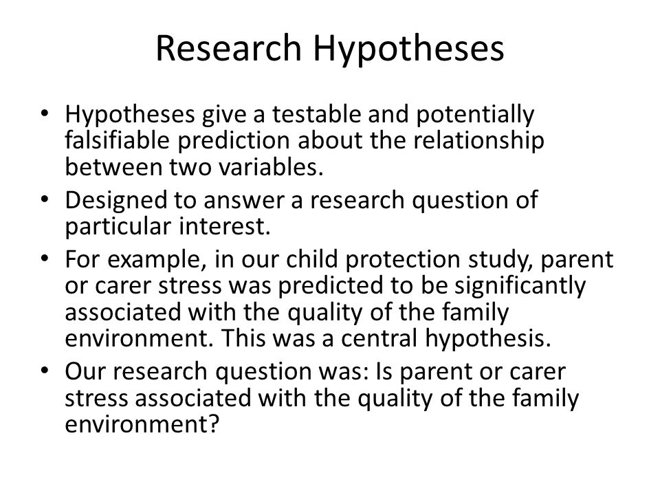 Hypothesis Test Questions (Chapters 20 – 26): Class Examples
