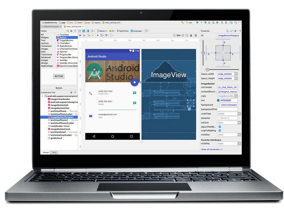 Android Studio Cookbook - PACKT Books