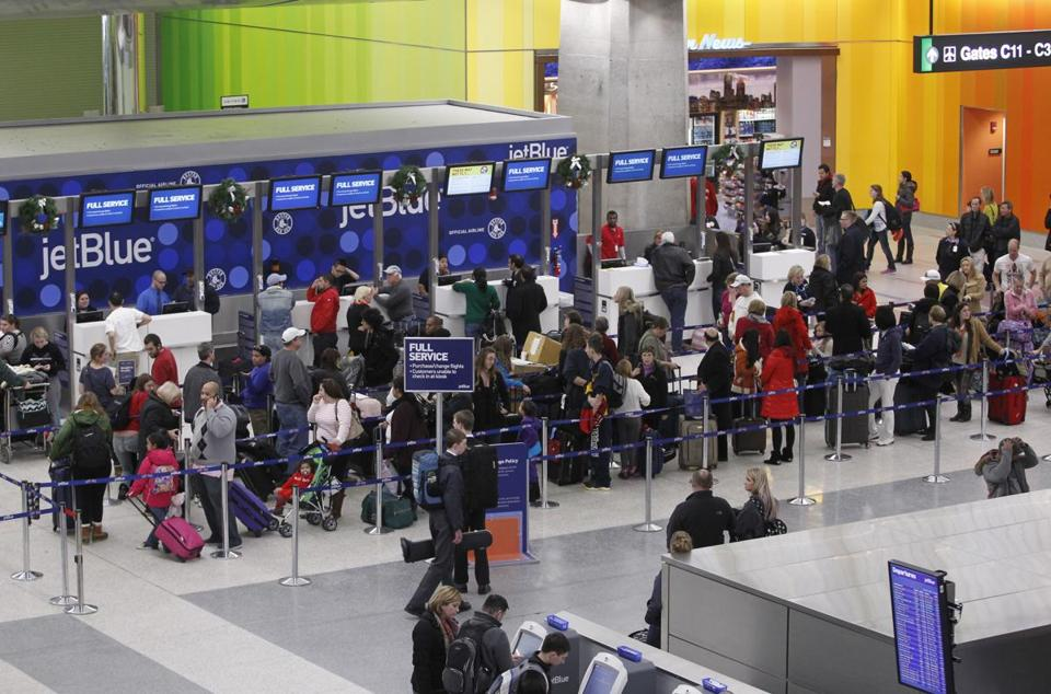 Boston logan delays