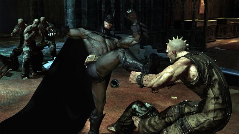 Batman Arkham City Free Download - CroHasIt - Download PC