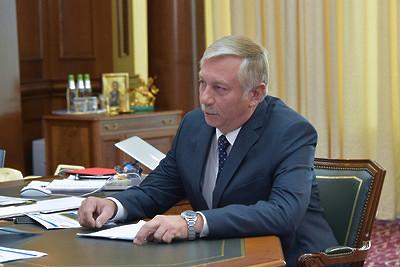 Глава Жуковского получил благодарность завклад вразвитие двусторонних связей сВенгрией