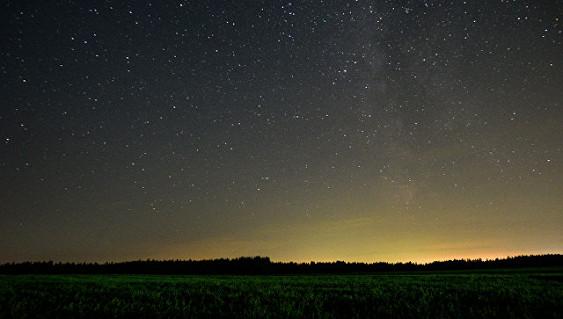 Завтра жители Америки смогут увидеть пик метеорного потока Квадрантиды