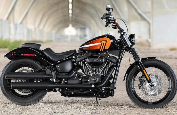 Harley-Davidson Street Bobполучил новый мотор