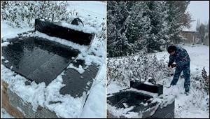ВПриднестровье разбили памятник генералу Маргелову
