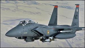 Американскому F-15Eиз-заРоссии добавили новую задачу