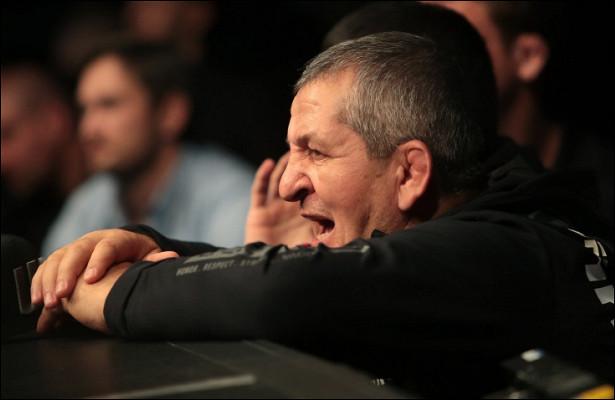 Тренер Нурмагомедова: уменя былнегативный момент сотцом Хабиба