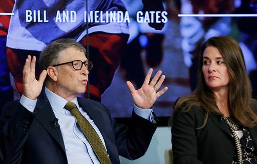 TMZ: развод Билла иМелинды Гейтс небылмирным