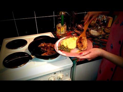 Рецепты на ужин на сковороде быстро и просто с фото