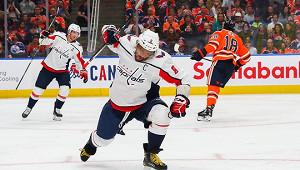НХЛпоказала лучшую шайбу Овечкина «всех времён»