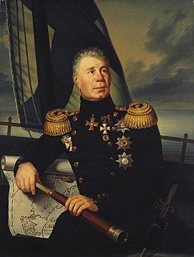 Улицу врайоне Лефортово назвали вчесть русского мореплавателя