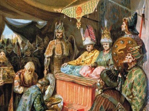 Мифы обАлександре Невском, вкоторые досихпорверят