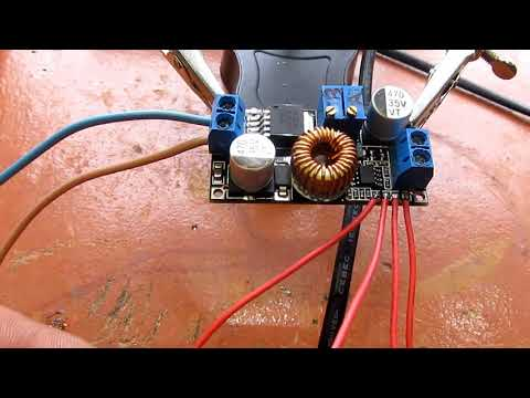 Зарядка для литий ионных аккумуляторов с алиэкспресс