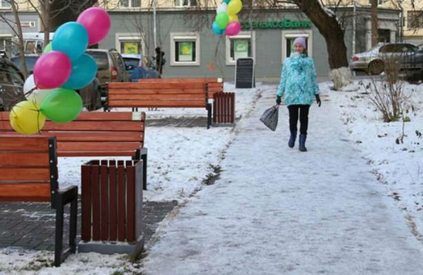 Сквер «Стена писателей» открыли вИжевске