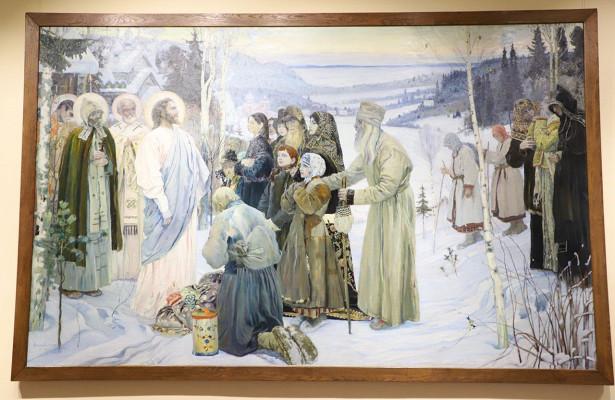 Кемеровчане смогут увидеть шедевры изколлекции Русского музея
