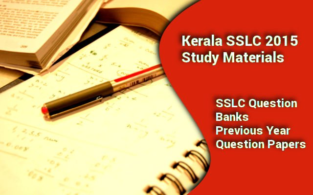 Kerala SSLC Question Paper With Answers Malayalam English