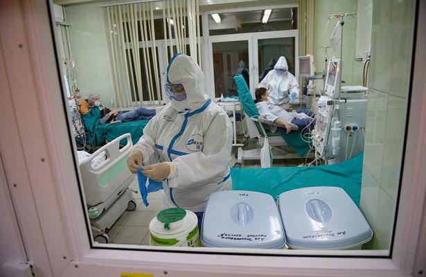 Мишустин: Повышенные спецвыплаты врачи получат ужевянваре