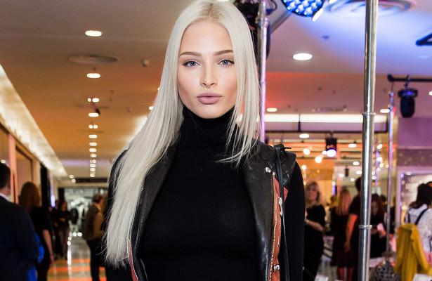 Бероев, Алферова иШишкова наоткрытии нового concept-store «Эстель Адони»