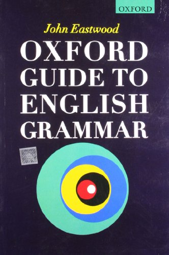 The Oxford Guide To English Grammar - Free Download