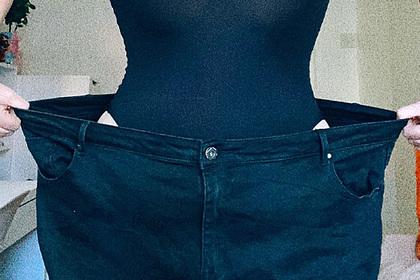 2e0c5529fb2e351b15482d72c5f3c6b7 - Девушка похудела на44килограмма безтренировок