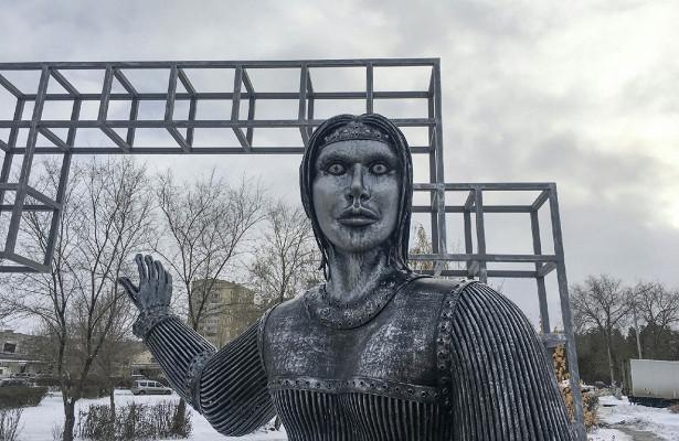 Памятник Аленке продали за2,6миллиона рублей