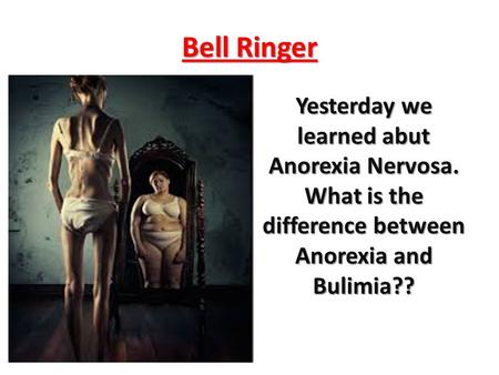 Write my essays on anorexia nervosa