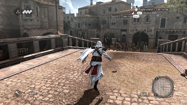 Assassin's Creed II - nosTEAMro