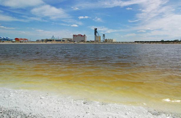 Курорт «Соленые озера» получит изфедерального бюджета 4,6млрд рублей