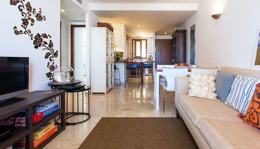 Испания квартира однокомнатная квартира
