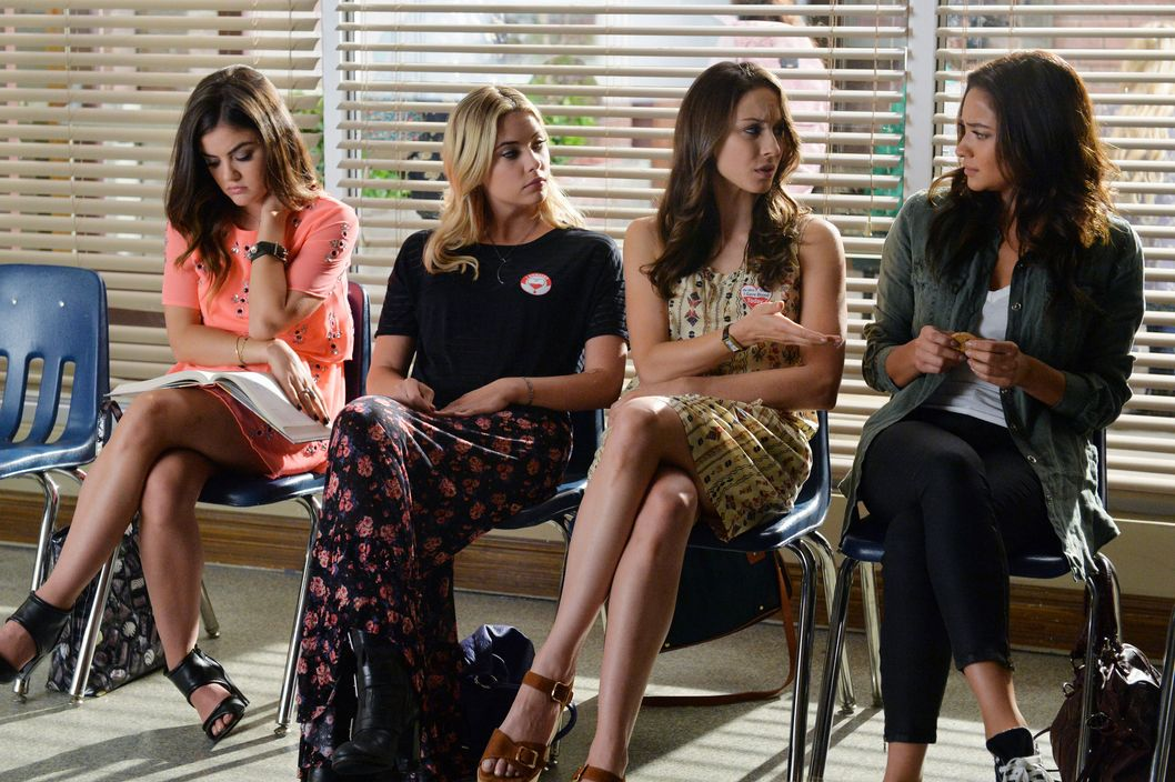 This Pretty Little Liars and Gossip Girl- Glamour