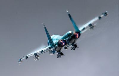 Первые шесть Су-34поступят вЦентральный военный округ в2018 году