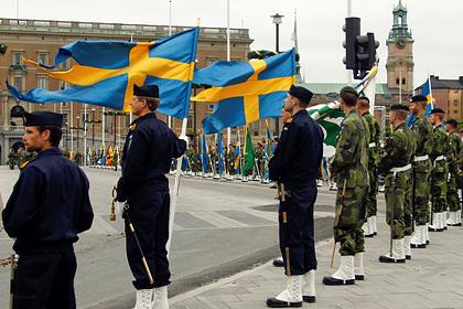 Швеция сочла себя способной вести войну сРоссией