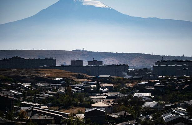 Сигнал воздушной тревоги прозвучал втрех городах Армении