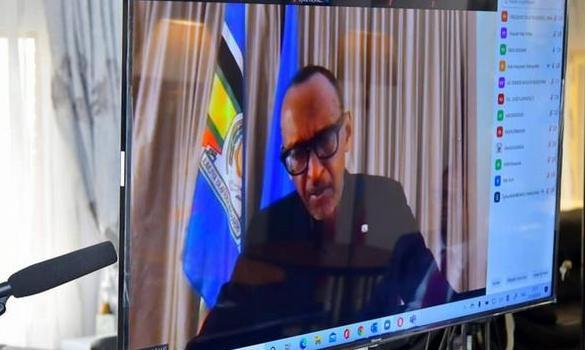 Главы государств Конго исоседних стран собрались длявидеоконференции