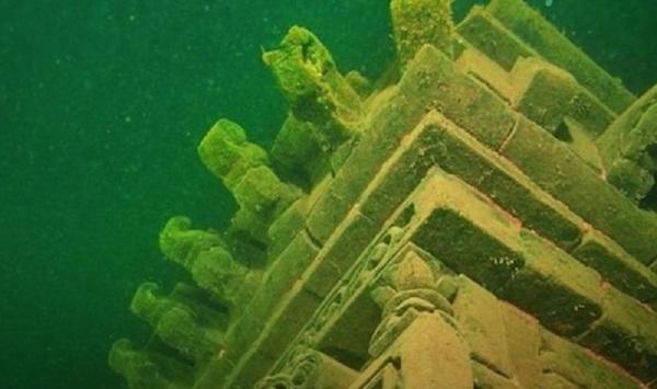 Обнаружена 2000-летняя «китайская Атлантида»