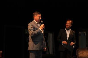 Глава Самары участвовал воткрытии Межрегионального театрального фестиваля