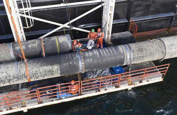 Строительство Nord Stream 2решили продолжить