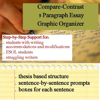 Compare and contrast paragraphs examples