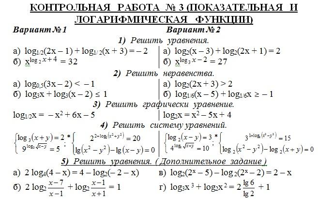 Итоговый тест по математике 8 класс алимов с ответами