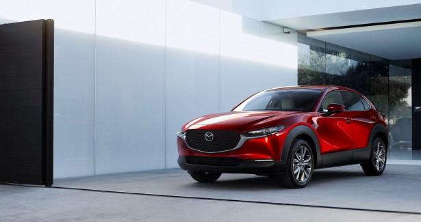 ВРоссии стартовали продажи кроссовера Mazda CX-30