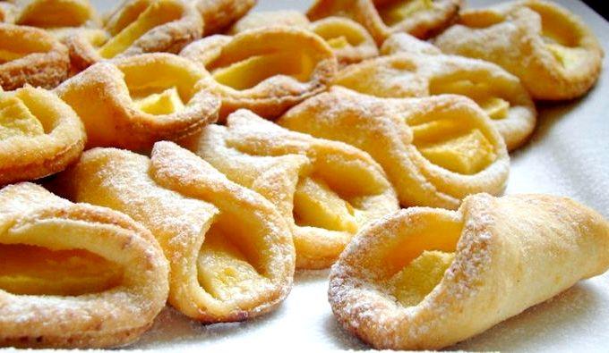 Быстрый рецепт печенья в духовке