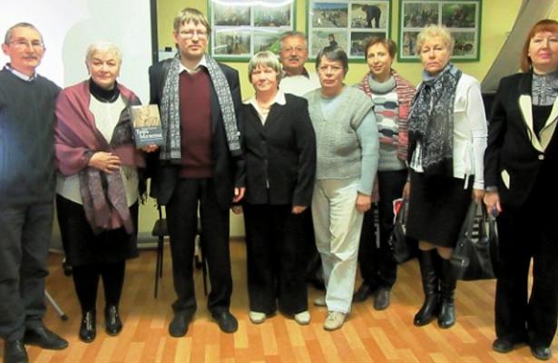 Сергей Беляков представил свою новую книгу вЕкатеринбурге