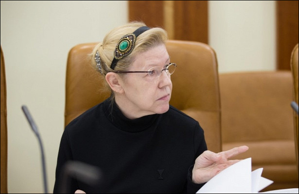 Елена Мизулина станет председателем подкомитета посемейной политике вСовфеде
