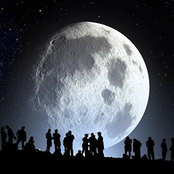 Украина планирует осваивать Луну поправилам США