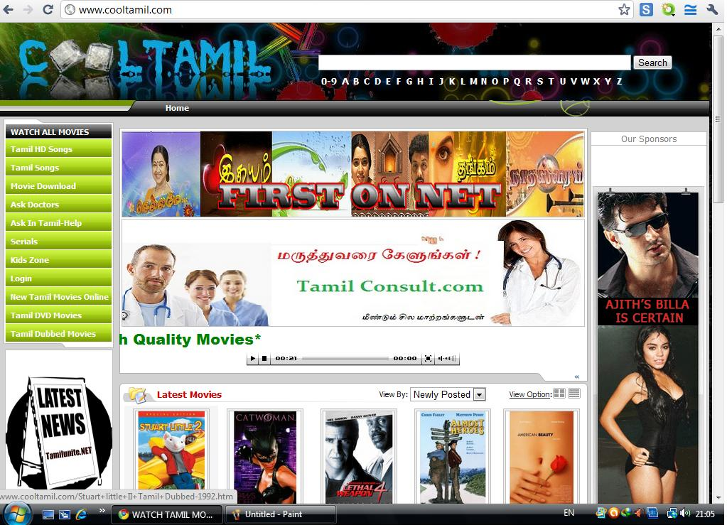 Top 5 Websites for Free Full Length Movies