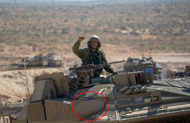 Израильские танки Merkava стали ещеболее защищенными