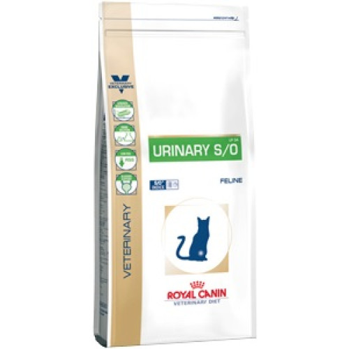 Корм royal canin urinary so can