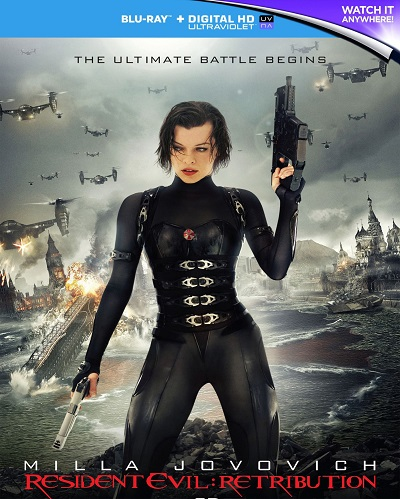 Resident Evil: Retribution (2012) streaming - Tantifilmuno