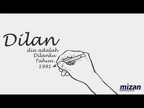 Novel Dilan 1990 - Pidi Baiq - PDF Tamat