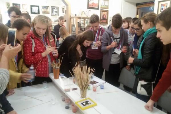 Ярославль принял первую группу участников федеральной программы детского туризма «МояРоссия»